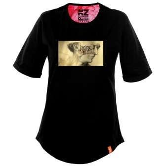 تی شرت زنانه کارزان کد KZ-TS-WB-46 |
