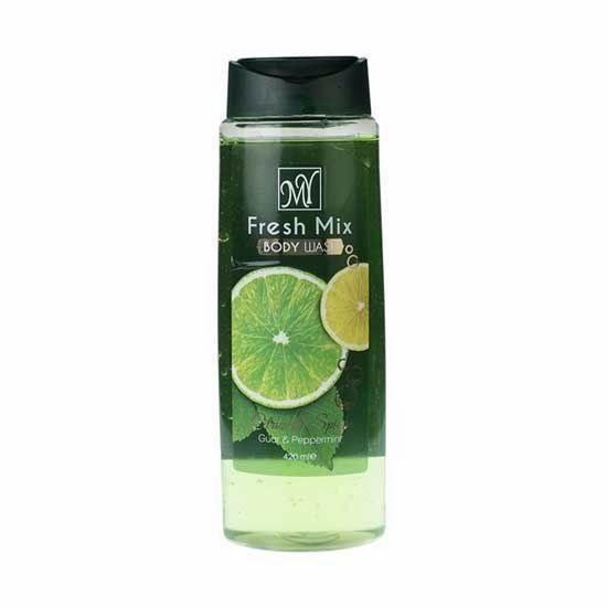 تصویر شامپو بدن مای مدل Fresh Mix حجم 420 میلی لیتر My Fresh Mix Body Shampoo 420ml