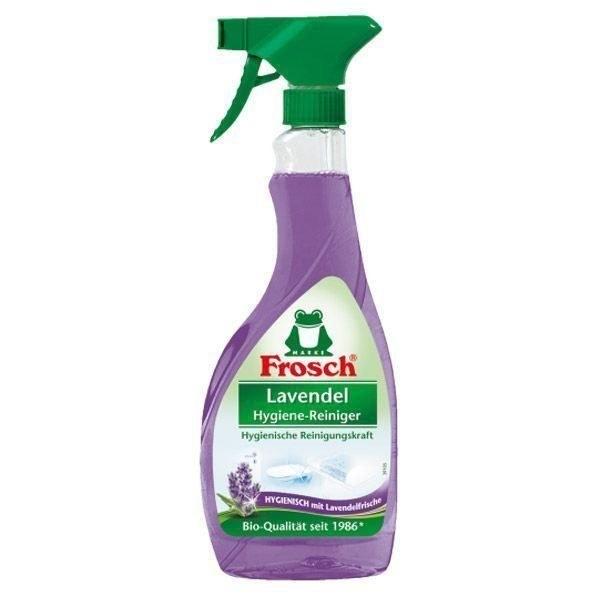 پاک کننده قوی سرویس بهداشتی اسطوخودوسFrosch
