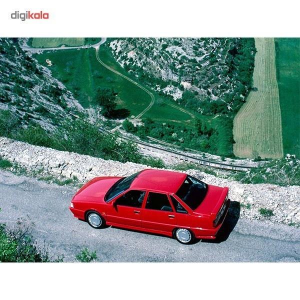 img خودرو رنو 21 دنده ای سال 1991