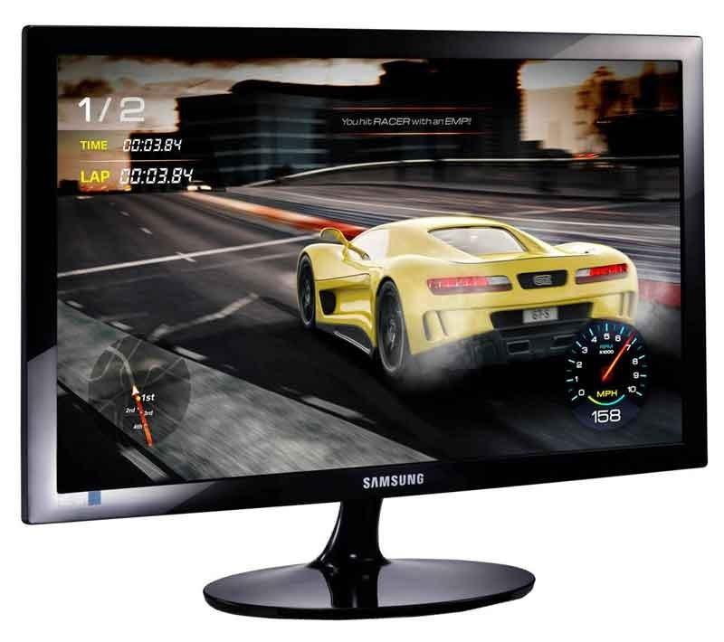 تصویر Monitor Gaming 24 inch Samsung S24D332H مانیتور گیمینگ سامسونگ 24 اینچ S24D332H