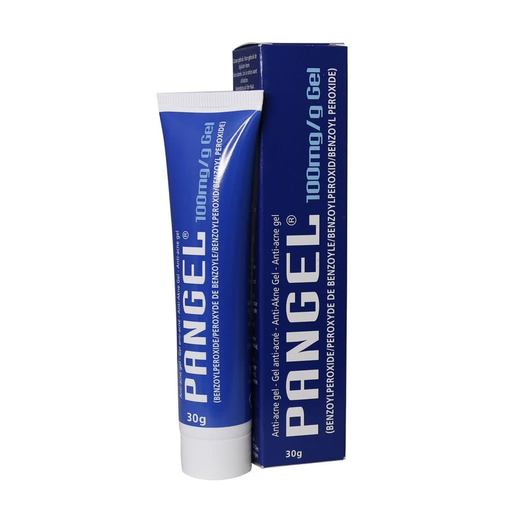 تصویر ژل ضد جوش پانژل 10% PANGEL پانوک شیمی 30g