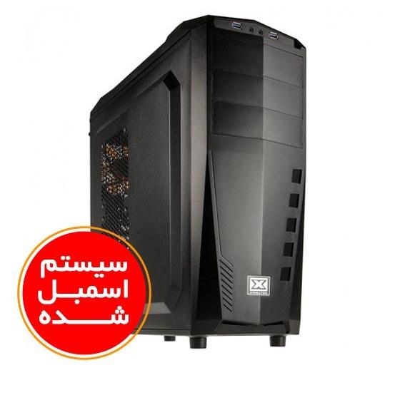 main images سیستم اسمبل شده ایسوس مدل A9 Gaming با پلتفرم اینتل گرافیک 4 گیگابایت PC A9 Gaming ASUS i7(9700K) 16GB(3000) RAM 512GB SSD