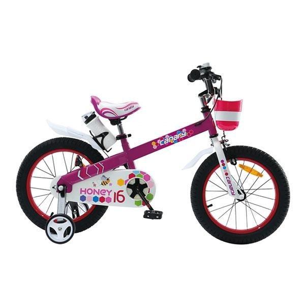 دوچرخه شهری قناری مدل Honey سایز 12