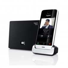 گوشی تلفن بی سیم لمسی گیگاست مدل SL910