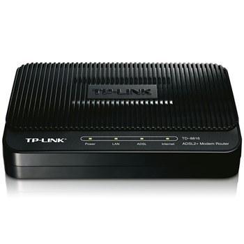 مودم-روتر +ADSL2 تي پي-لينک TD-8816