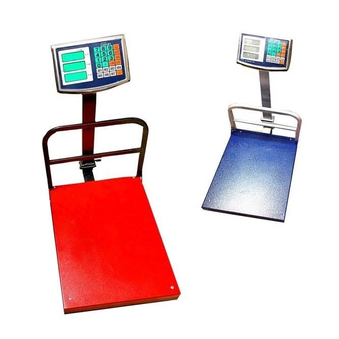 تصویر باسکول 150 کیلویی گارد دار کمری تاشو Camry Folding Digital Scale 150kg