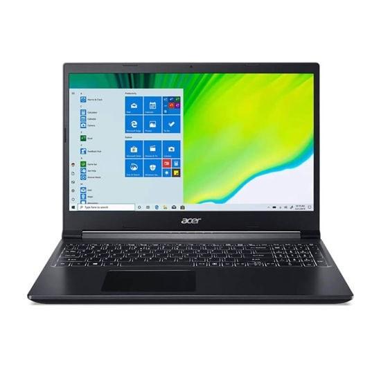 تصویر لپ تاپ 15 اینچی ایسر مدل Acer Aspire7 A715 - 75G - 52C2 - B Acer Aspire7 A715 - 75G - 52C2 - B 15inch laptop