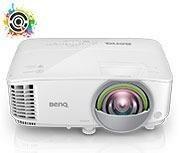 تصویر ویدئو پروژکتور بنکیو مدل EW800ST|سفید BenQ EW800ST Video Projector