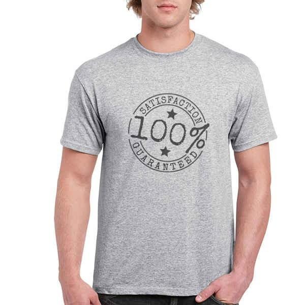 تی شرت آستین کوتاه مردانه ملانز کد a10