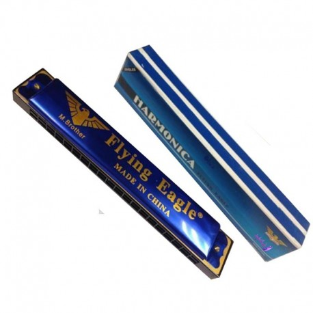 سازدهنی فلزی بسیار باکیفیت harmonica |