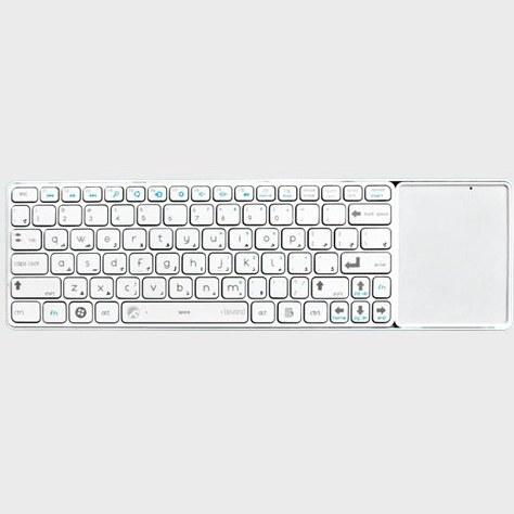 تصویر کیبورد USB بیاند Keyboard Beyond BK-6800 (سفید)