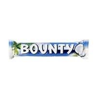 تصویر شکلات بار نارگیلی بونتی Bounty Coconut Chocolate Bar