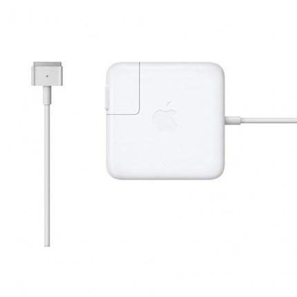 تصویر آداپتور شارژر برق اورجینال 85 وات مگ سیف 2 اپل مدل Magsafe 2 - 85W مناسب برای مک بوک پرو 15 اینچ رتینا Apple 85W Magsafe 2 Power Adapter ( for MacBook Pro 15-inch with Retina Display)