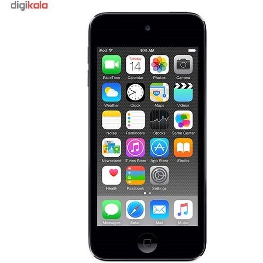 img موزيک پلير اپل مدل آيپاد تاچ نسل 6 با ظرفيت 16 گيگابايت Apple iPod Touch 6th Generation - 16GB