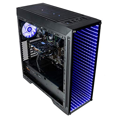 PC CUK Continuum Gamer (AMD Ryzen 5 2500X 4GHz، 16 ...