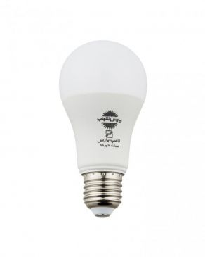 لامپ ال اي دي 12 وات حبابي پارس شهاب پايه E27 | Pars Shahab 12 W Bulb LED Lamp