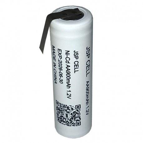 تصویر باتری شارژی قلمی صنعتی