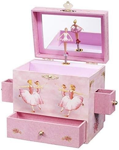 جعبه جواهرات موسیقی بالرین Enchantmints Ballerina