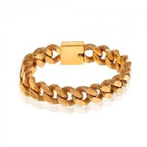دستبند طلا زنانه کارتیه کد CB399