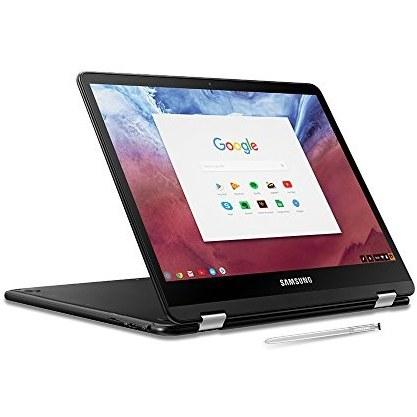 لپ تاپ صفحه نمایش لمسی قابل تبدیل Samsung Chromebook Pro ، 12.3 (XE510C24-K01US)
