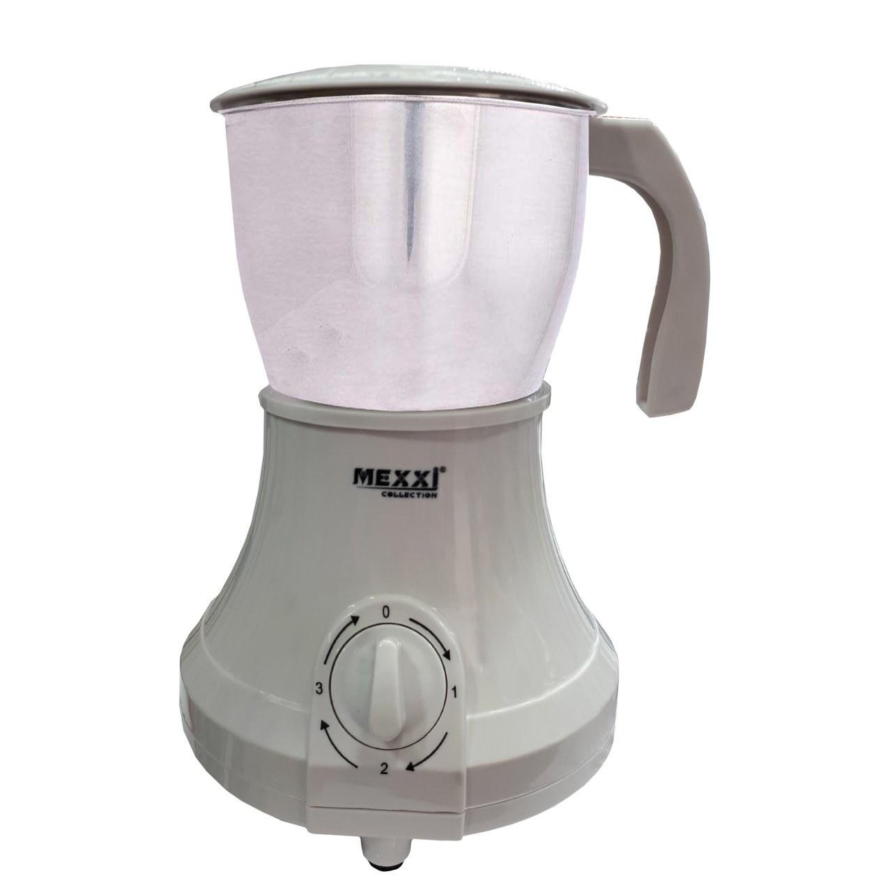 تصویر آسیاب قهوه مکسی مدل GREN-SS آسیاب تکی مارک مکسی