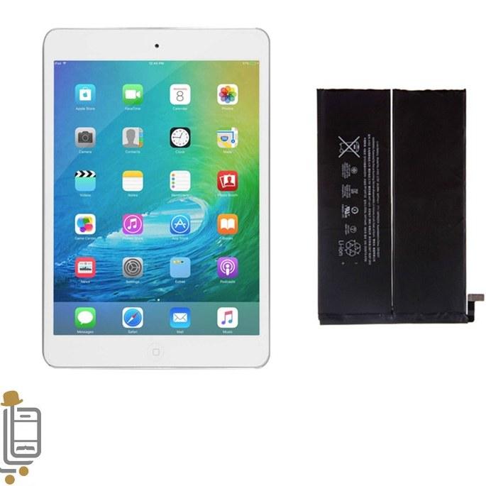 تصویر باتری اورجینال Apple iPad mini3 ,2014