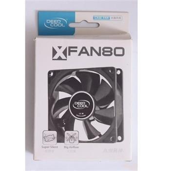 تصویر فن کیس دیپ کول XFAN 80 Case Fan DeepCool XFAN 80