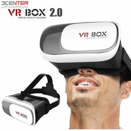 تصویر هدست واقعیت مجازی VR Box