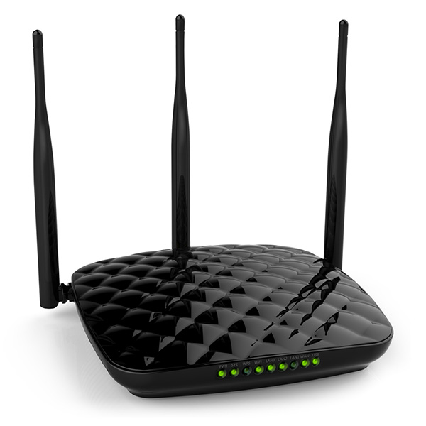 تندا F452 Wireless N450 Gigabit Router