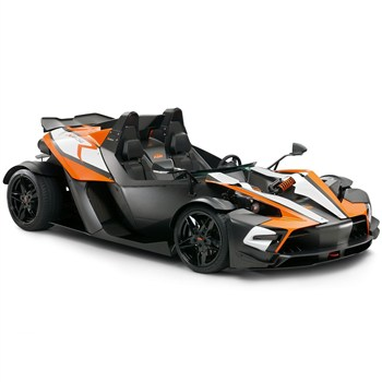 خودرو کي تي ام X-Bow R دنده اي سال 2016