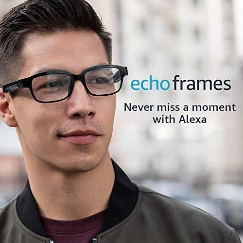 عکس عینک هوشمند آمازون مدل اکو برای ارتباط صوتی با الکسا  عینک-هوشمند-امازون-مدل-اکو-برای-ارتباط-صوتی-با-الکسا