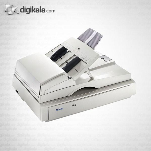 تصویر اسکنر حرفه اي اسناد اي ويژن مدل AV8350 Avision AV8350 Scanner