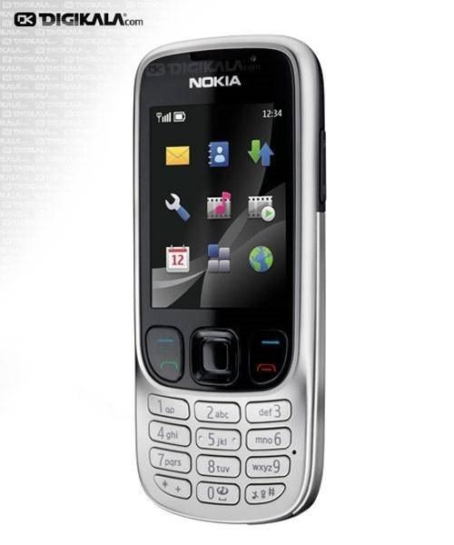 img گوشی نوکیا 6303 کلاسیک | ظرفیت 17 مگابایت Nokia 6303 Classic | 17MB
