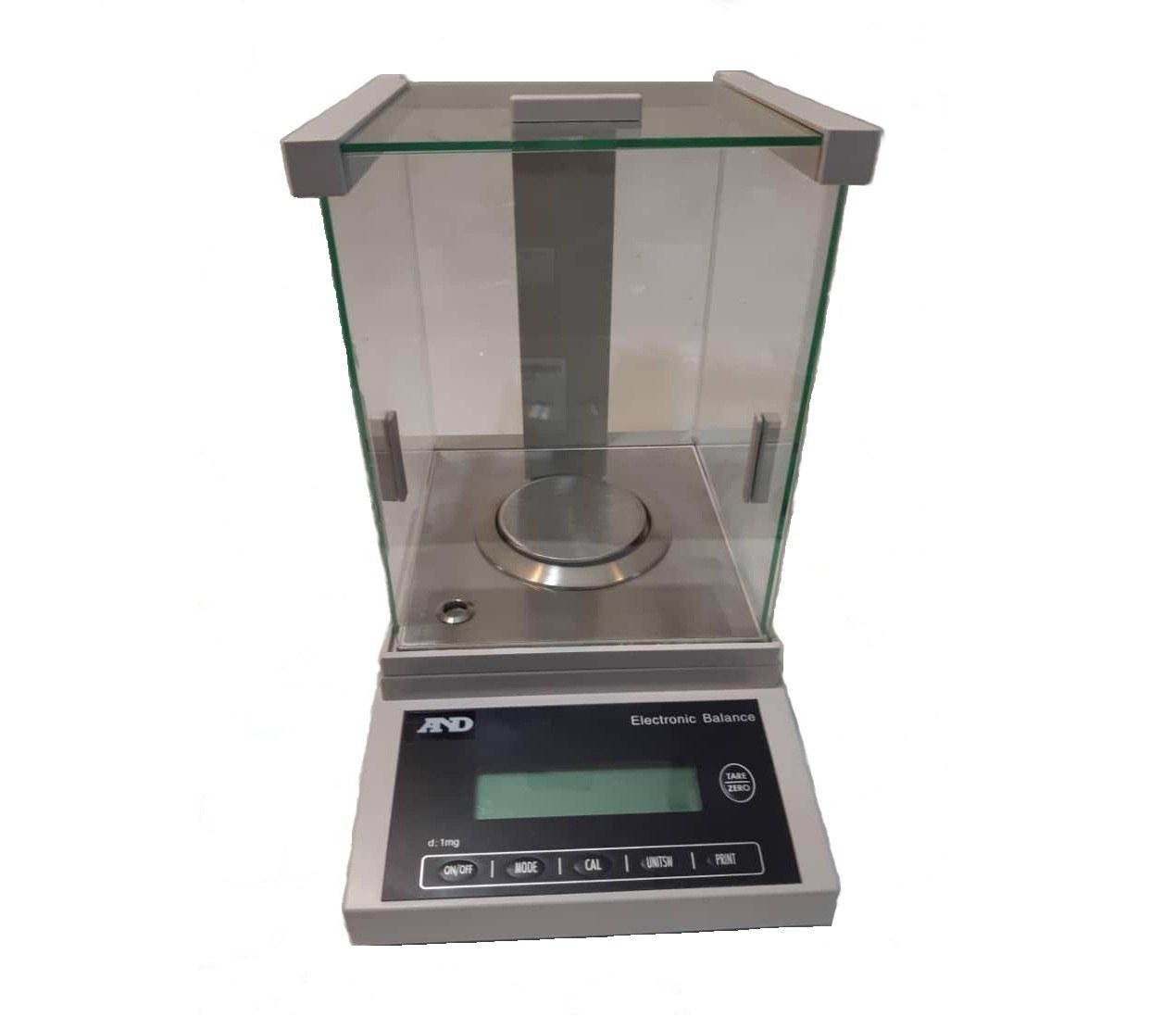 تصویر ترازو آزمایشگاهی AND مدل JA310 AND Laboratory scale JA310