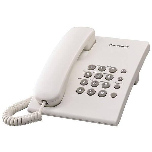 تصویر تلفن Panasonic KX-TS500MX  Panasonic KX-TS500MX Telephone