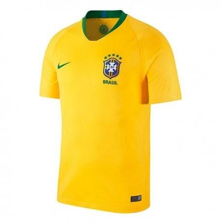 پیراهن اول تیم ملی برزیل جام جهانی 2018 World Cup Home Soccer y