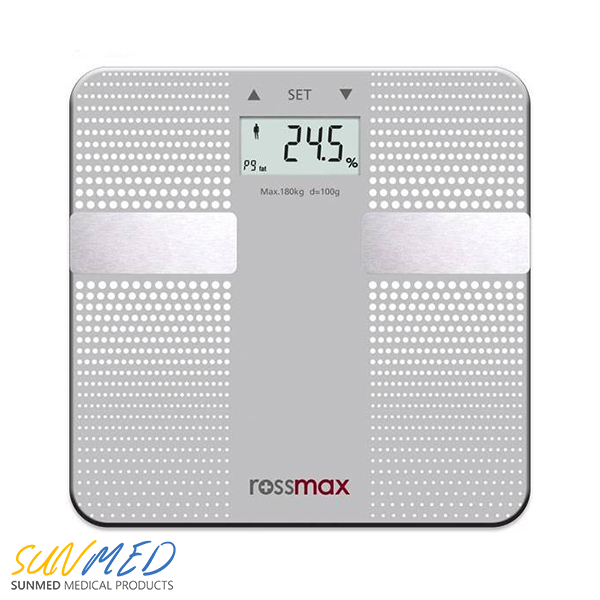 image ترازو ديجيتال WF260 رزمکس Rossmax WF260 Digital Scale