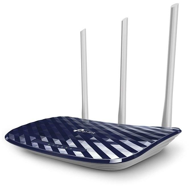 تصویر تی پی لینک Archer C20 AC750 Wireless Dual Band TP-Link Archer C20 AC750 Wireless Dual Band