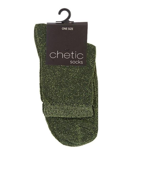 جوراب زنانه لمه ساق متوسط چتیک Chetic