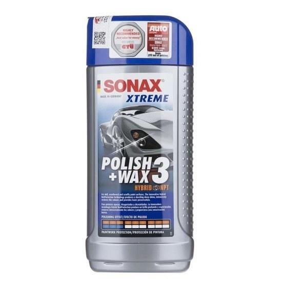 عکس پولیش و واکس بدنه خودرو مدل Sonax - XTREME Polish and Wax 3 Hybrid NPT  پولیش-و-واکس-بدنه-خودرو-مدل-sonax-xtreme-polish-and-wax-3-hybrid-npt