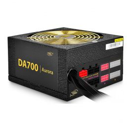main images پاور دیپ کول DA-700 BRONZE Semi Modular DeepCool DA700 80Plus Bronze PSU
