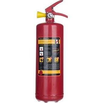 تصویر کپسول آتش نشانی 3 کیلویی باران