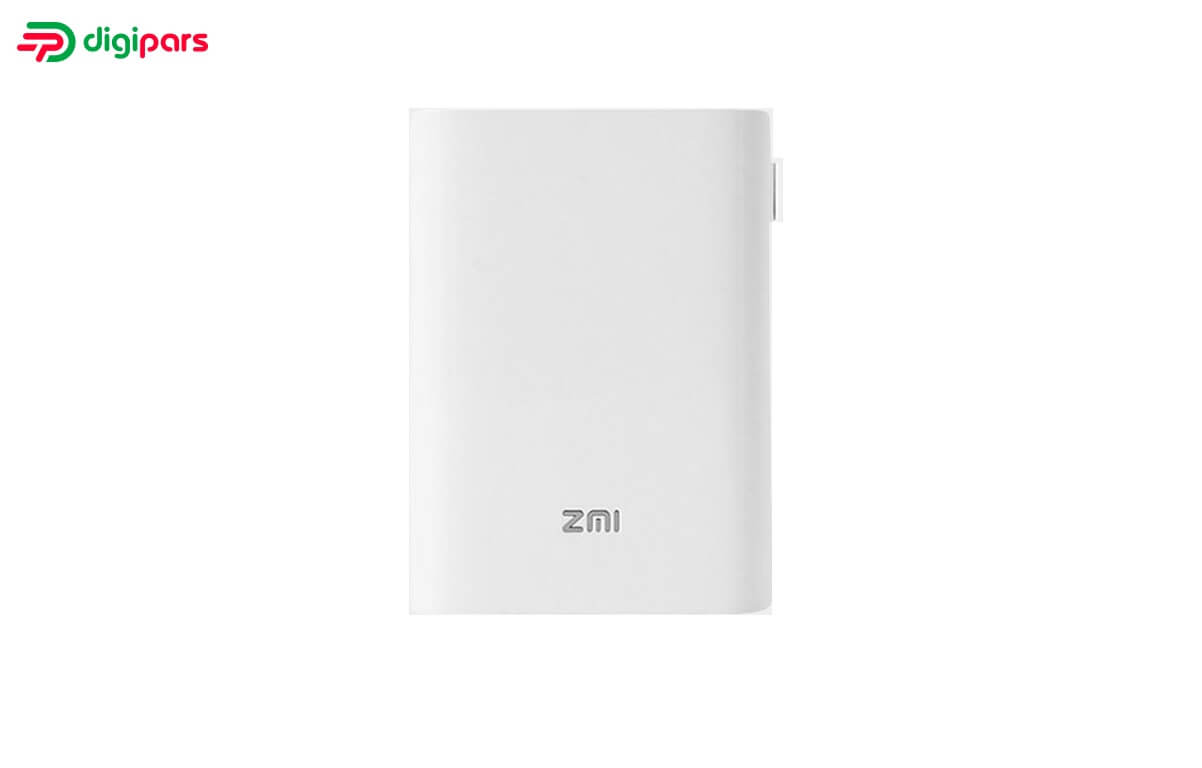 تصویر شارژر همراه زد ام آی مدل MF855 Power Router ظرفیت 7800 میلی آمپر ساعت ZMI MF855 Power Router 7800mAh Power Bank