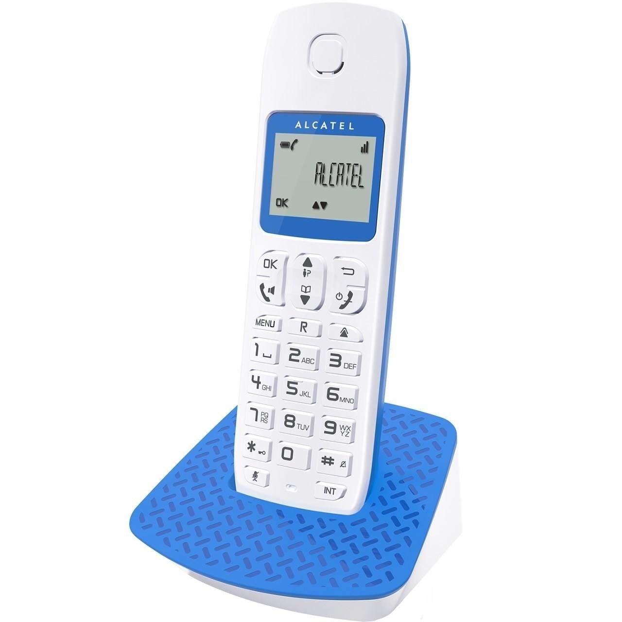 عکس تلفن بیسیم آلکاتل مدل E192 Alcatel E192 Wireless Phone تلفن-بی-سیم-الکاتل-مدل-e192