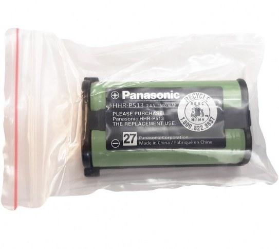 تصویر Panasonic HHR-P513A/1B Battery باتری تلفن بی سیم پاناسونیک مدل HHR-P513A/1B