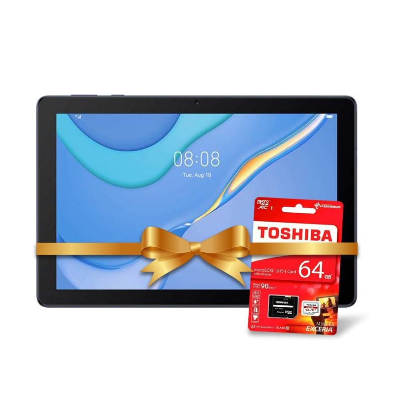 تصویر تبلت هوآوی MatePad T 10 | حافظه 16 رم 2 گیگابایت HUAWEI MatePad T10 16/2 GB