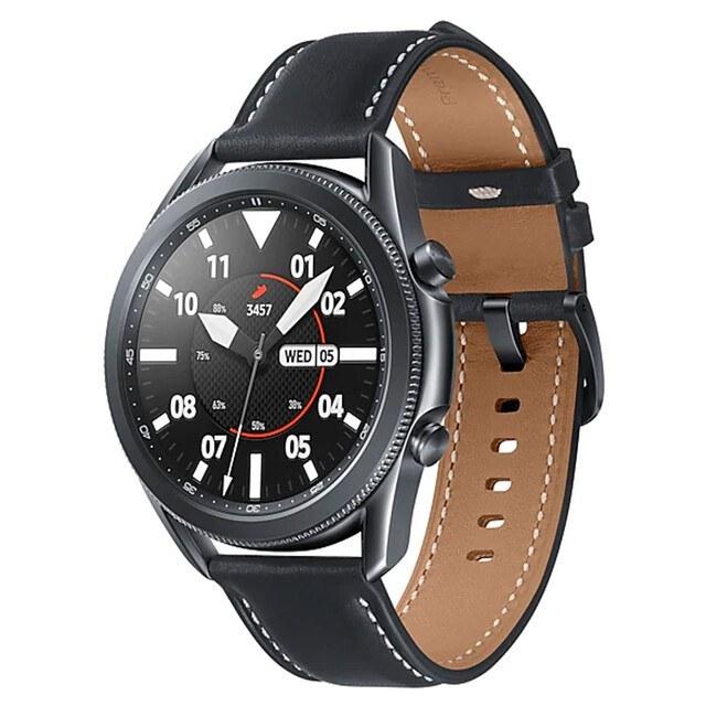تصویر ساعت هوشمند سامسونگ گلکسی واچ 3 نسخه 45 میلیمتری Samsung Galaxy Watch 3 Stainless 45mm