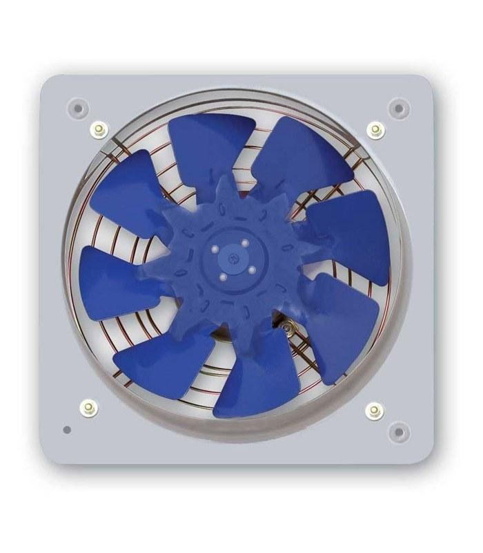 تصویر هواکش خانگی فلزی دمنده مدل VMA-15C2S Damandeh VMA-15C2S Metalic Wall Mount Fan