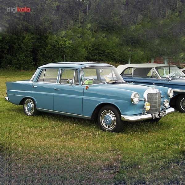 img خودرو مرسدس بنز C190 دنده ای سال 1965